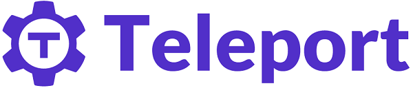 logo teleport